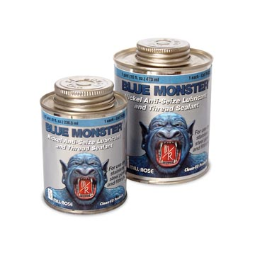 Nickel Anti-Seize Lubricant Cans