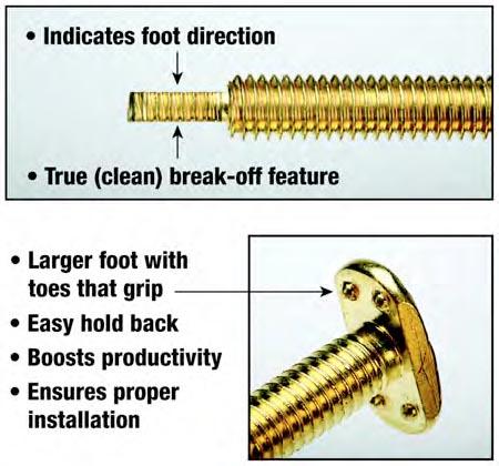 closet bolts